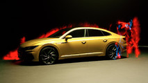 Volkswagen Arteon photo shoot by Pete Eckert
