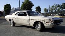 Death Proof Dodge Challenger