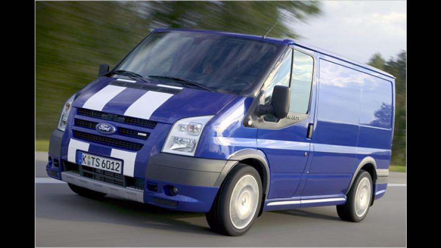 Transit mal anders: Der neue Sport-Ford mit 140 PS im Test
