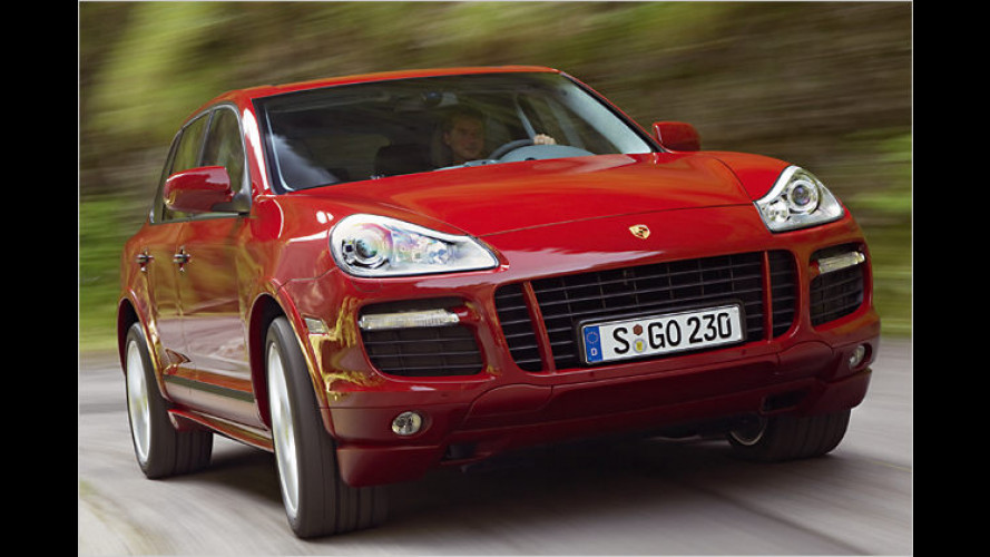 Neuer Porsche Cayenne GTS: Sportlicher Leistungsträger