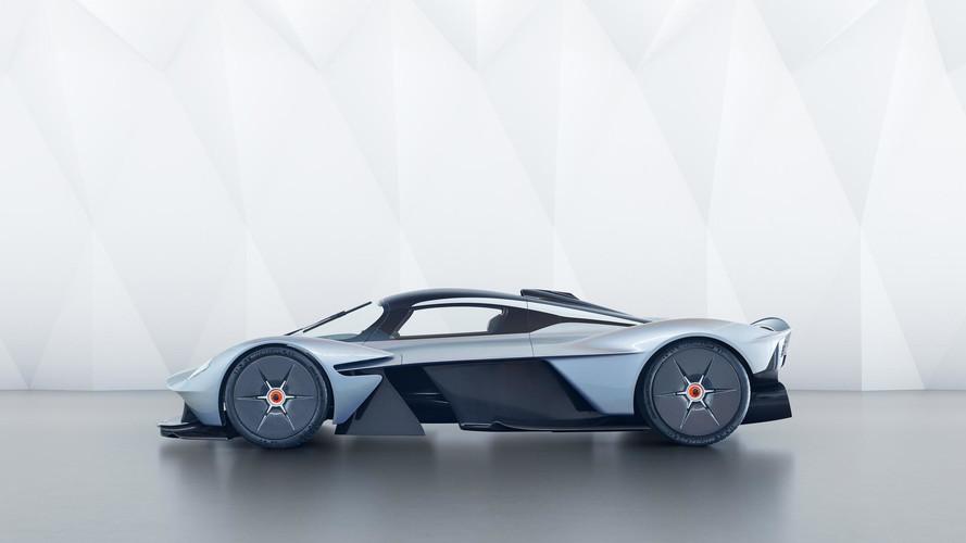 L'Aston Martin Valkyrie aussi rapide qu'une F1 ? Oui !