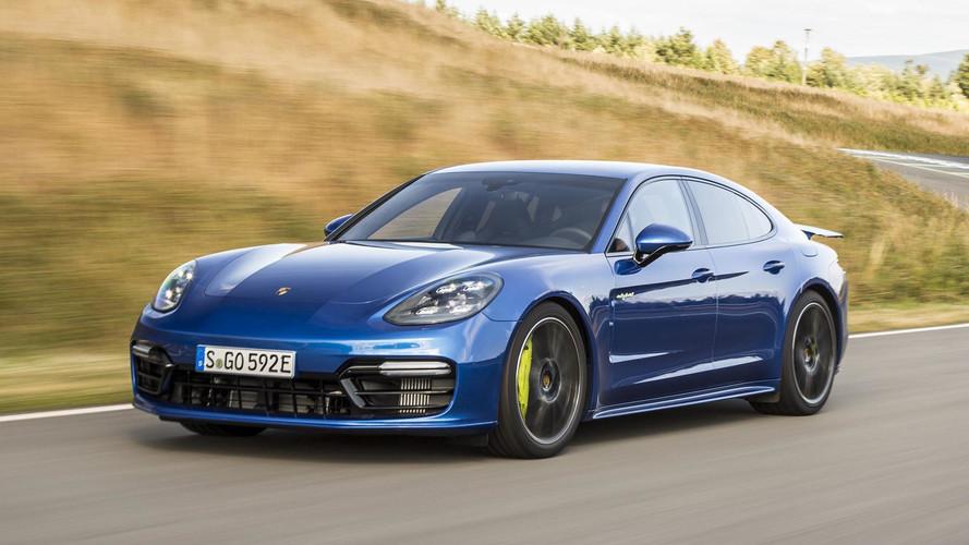 Prueba Porsche Panamera 2018 Turbo S E-Hybrid: el futuro impresiona