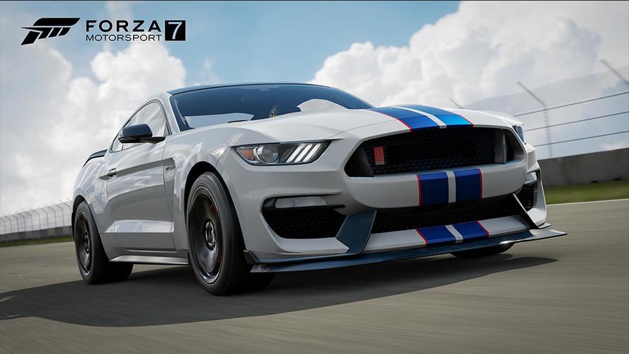 100 nouvelles voitures américaines dans Forza Motorsport 7