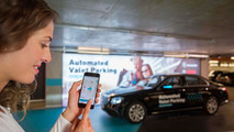 Mercedes-Benz Automated Parking System