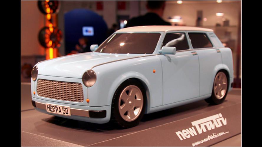 Ostalgische Zukunft: Der neue Trabant geht in Produktion