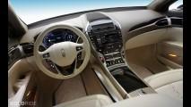 Lincoln MKZ Concept