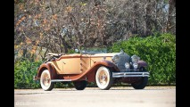 Packard Deluxe Eight Convertible Victoria