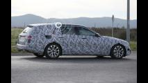 Nuova Mercedes Classe E Station Wagon, le foto spia