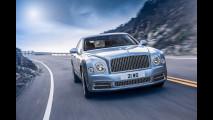 Bentley Mulsanne, restyling per pochi [VIDEO]