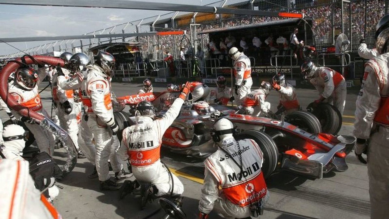Teams like McLaren make a truckload in F1