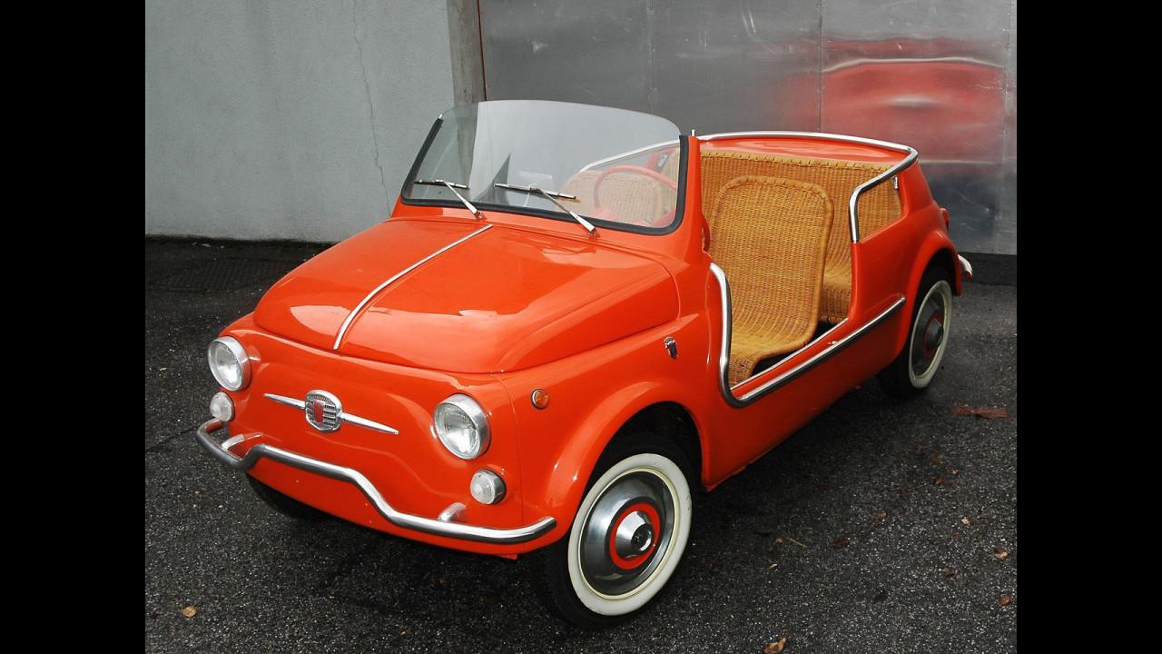 Fiat 500 Ghia Jolly