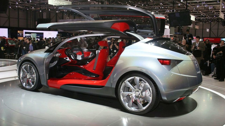 Renault Megane Coupe Concept Unveiled