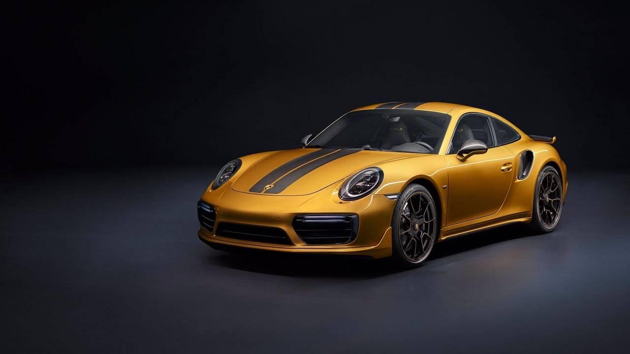 Porsche 911 type 991 Turbo S