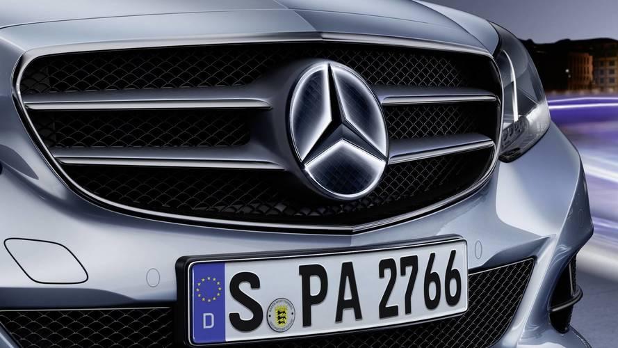 Mercedes-AMG LED Kapı Projektörü