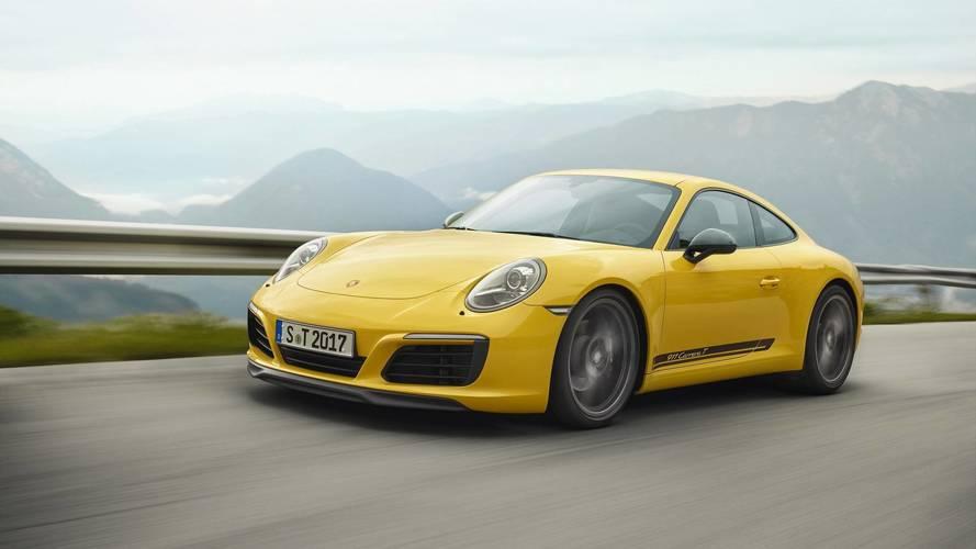 Aos puristas, Porsche lança 911 Carrera T com câmbio manual