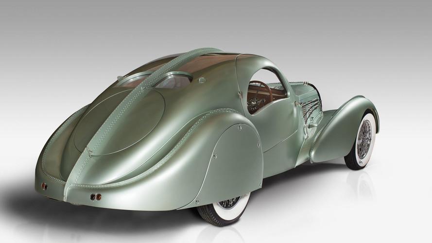 1936 - Bugatti Atlantic et Aérolithe