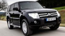 All New Mitsubishi Shogun (UK)