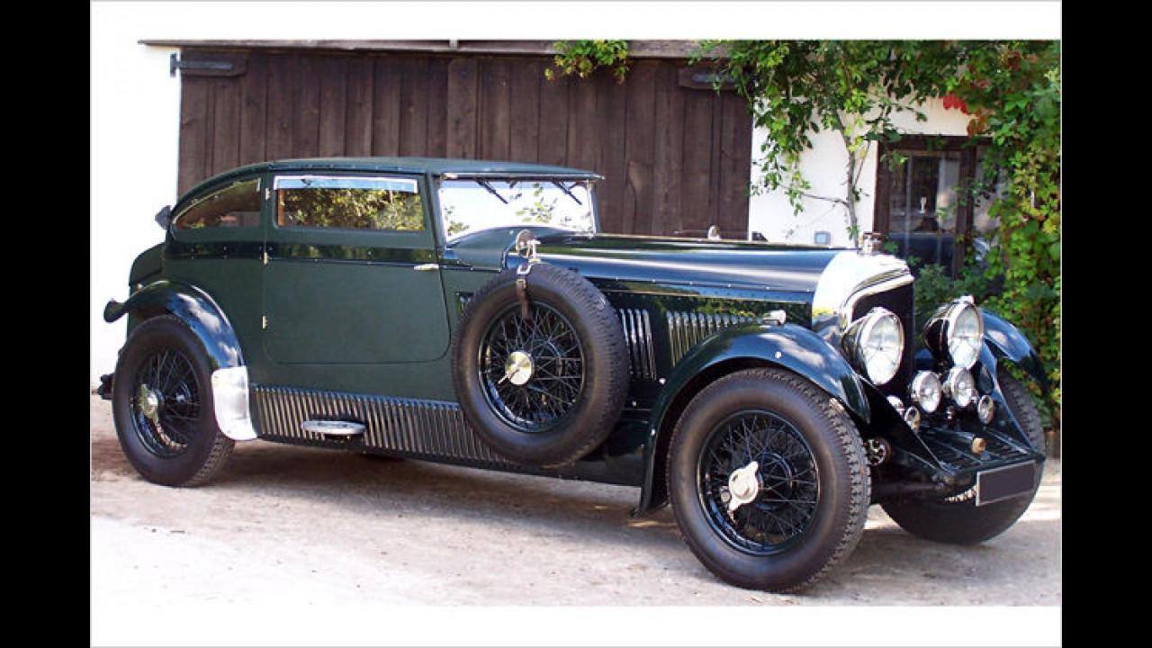Dreamcars: Bentley Blue Train (Speed Six)