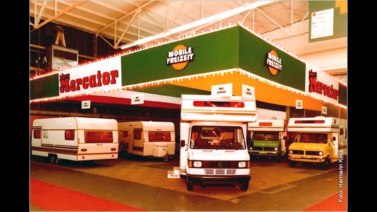 1977: Mercator Reisemobile