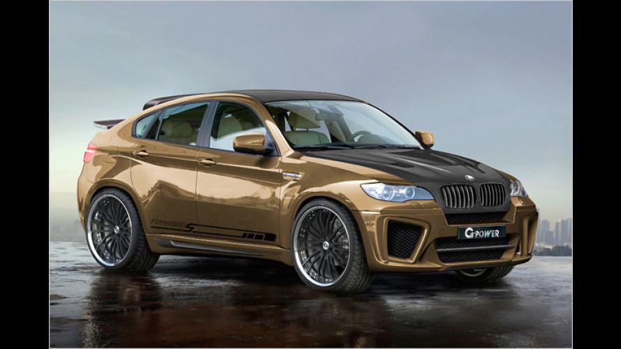 G-Power BMW X5 M und X6 M Typhoon: Tuning-Paket ist da