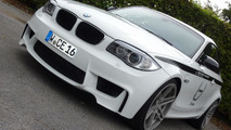 BMW 1-Series M Coupe by Manhart Racing - 26.8.2011