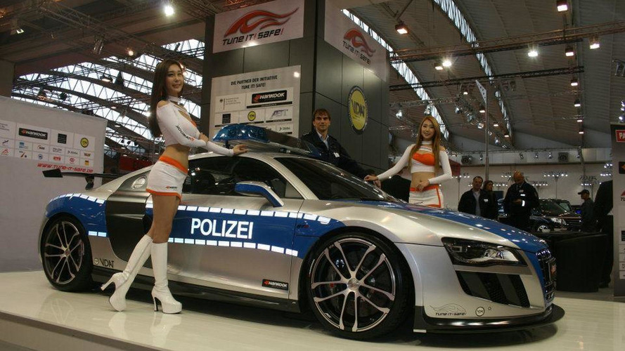 Tune it! Safe! Abt Audi R8 GTR unveiled