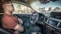 K-city, la città per la guida autonoma