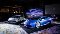 Lamborghini Huracan Avio launch in Hong Kong