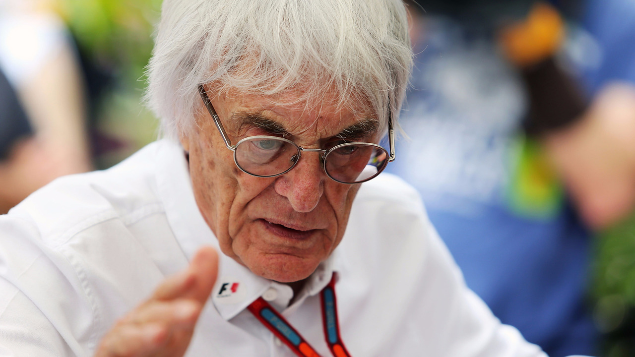 Bernie Ecclestone confirma que não é mais CEO da F1