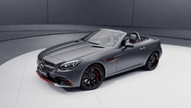 Mercedes SLC RedArt Edition
