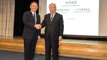 Toyota and Suzuki Partnership