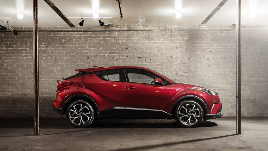 Bientôt un Toyota C-HR électrique pour la Chine