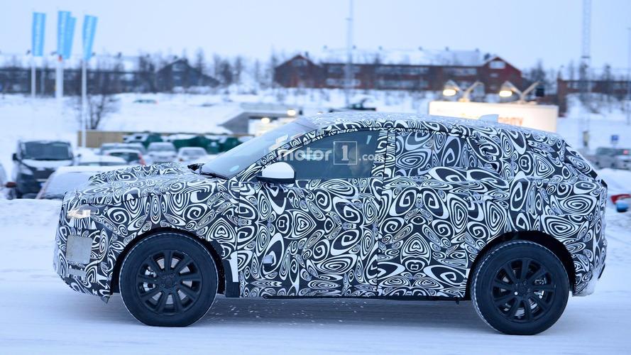 Jaguar E-Pace Photos espion