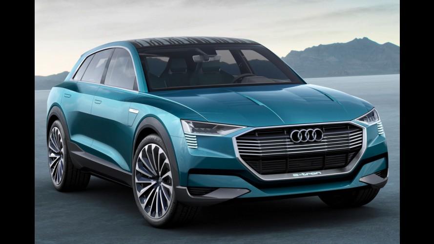 Audi veut électriser la Chine
