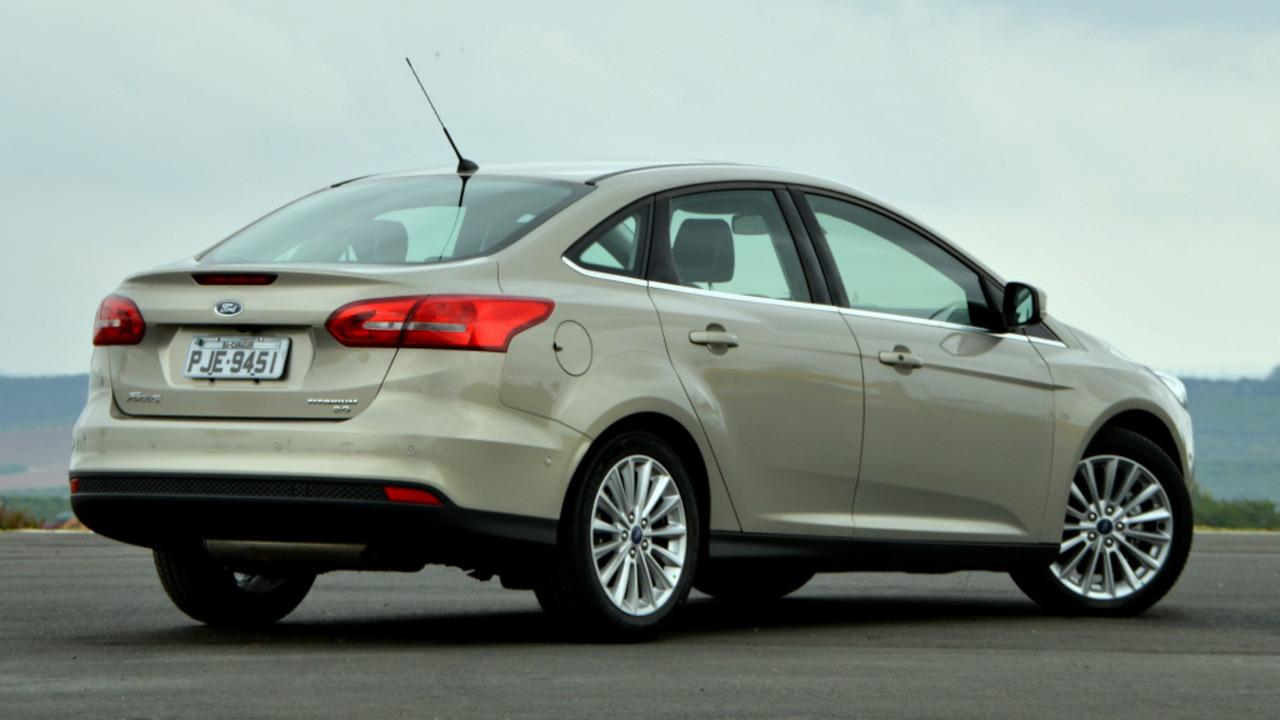 Ford Focus Fastback desconto