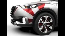 Nissan Kicks: conceito Carnaval mostra mais do novo SUV que chega em 2016