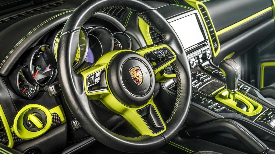 Porsche Cayenne S By Carlex Design ...