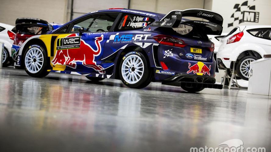 2017 Ford Fiesta WRC'nin giydirmeleri tanıtıldı