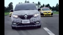 Veja mais detalhes do Renault Sandero RS em novo teaser - vídeo
