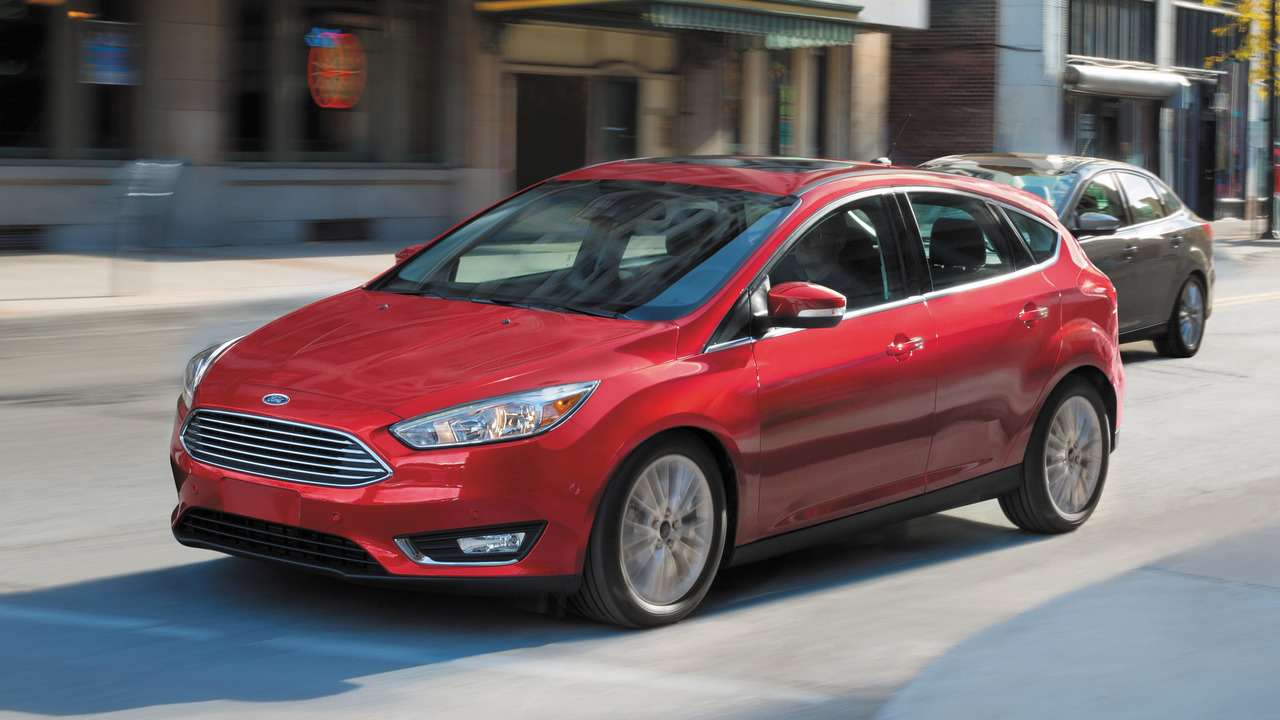 Ford Focus 2017 - USA
