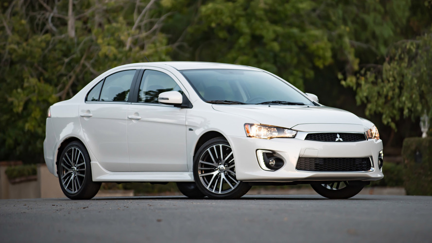 Mitsubishi will end Lancer production in August