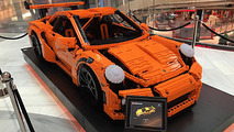 Porsche 911 GT3 RS full scale from Lego
