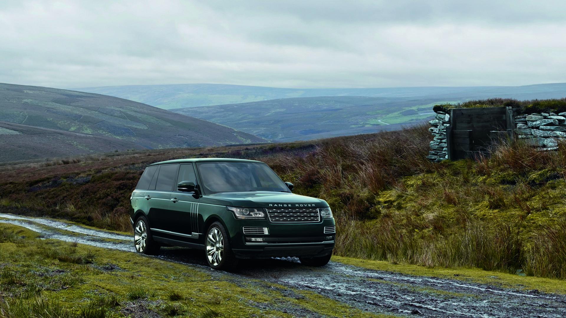 Самый дорогой Range Rover в истории