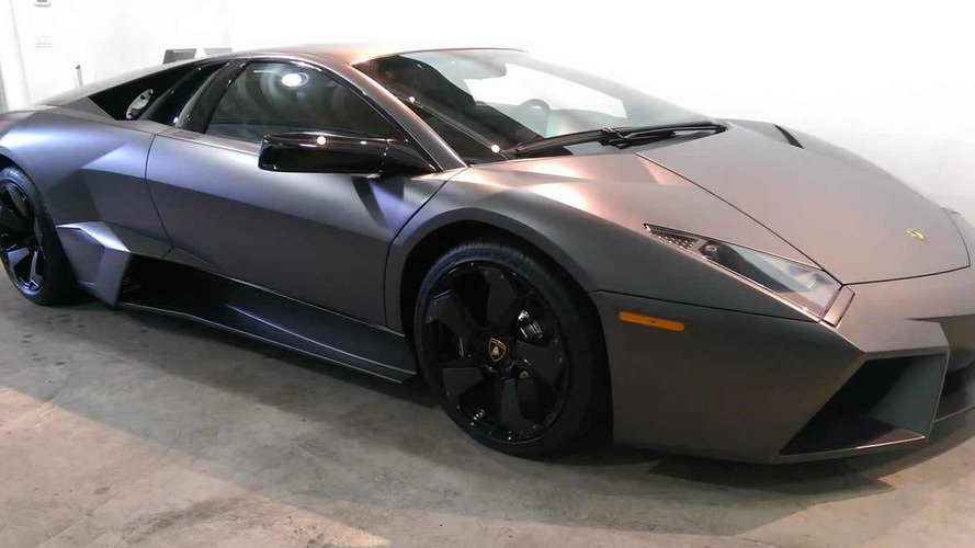 Mint condition Lamborghini Reventon up for grabs in Canada