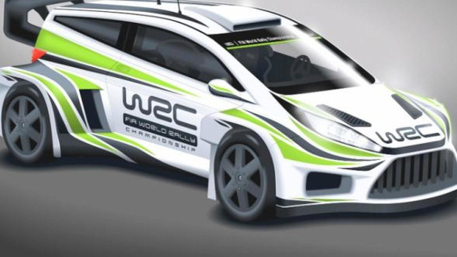 WRC previews 2017 overhaul, including wider and more powerful cars