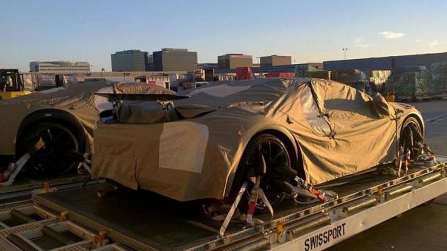 Bugatti Chiron allegedly debuting at 2016 Geneva Motor Show with €2.2 million price tag