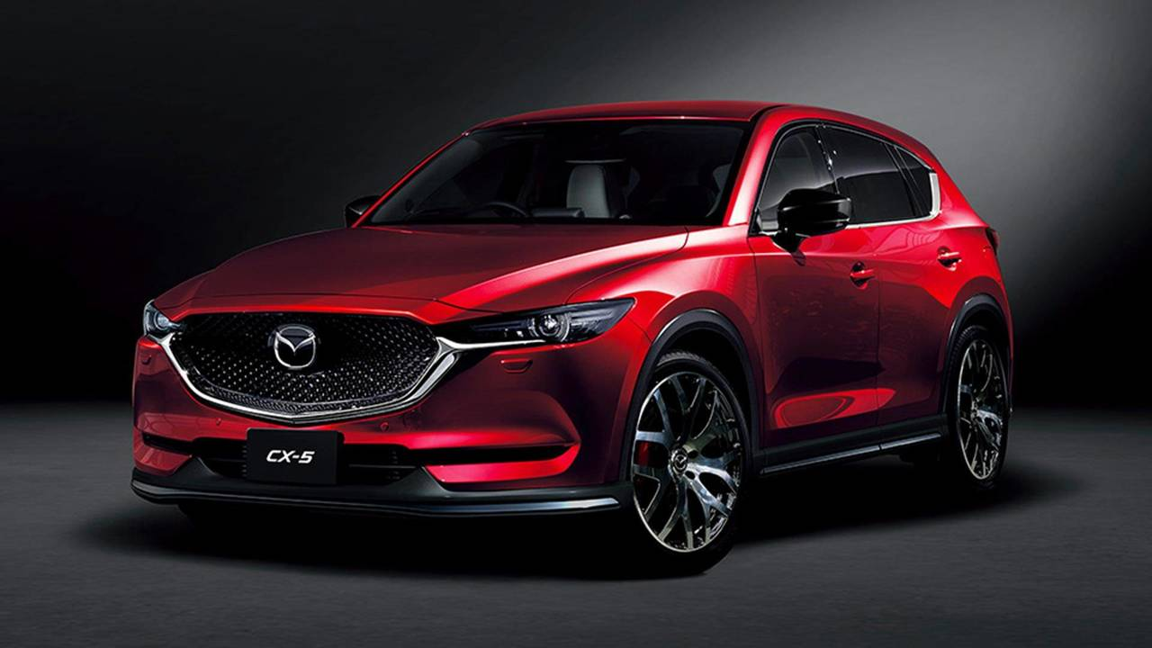 Mazda CX-5 Custom Style 2018