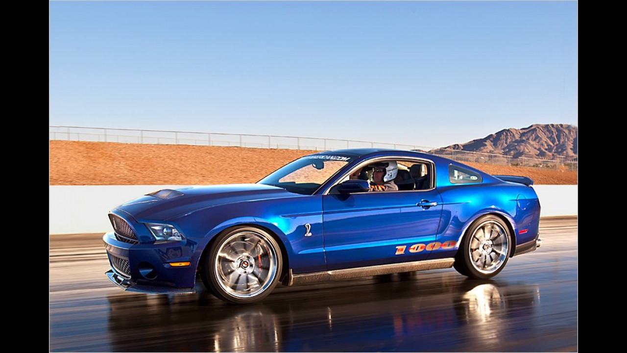 Shelby GT 1000