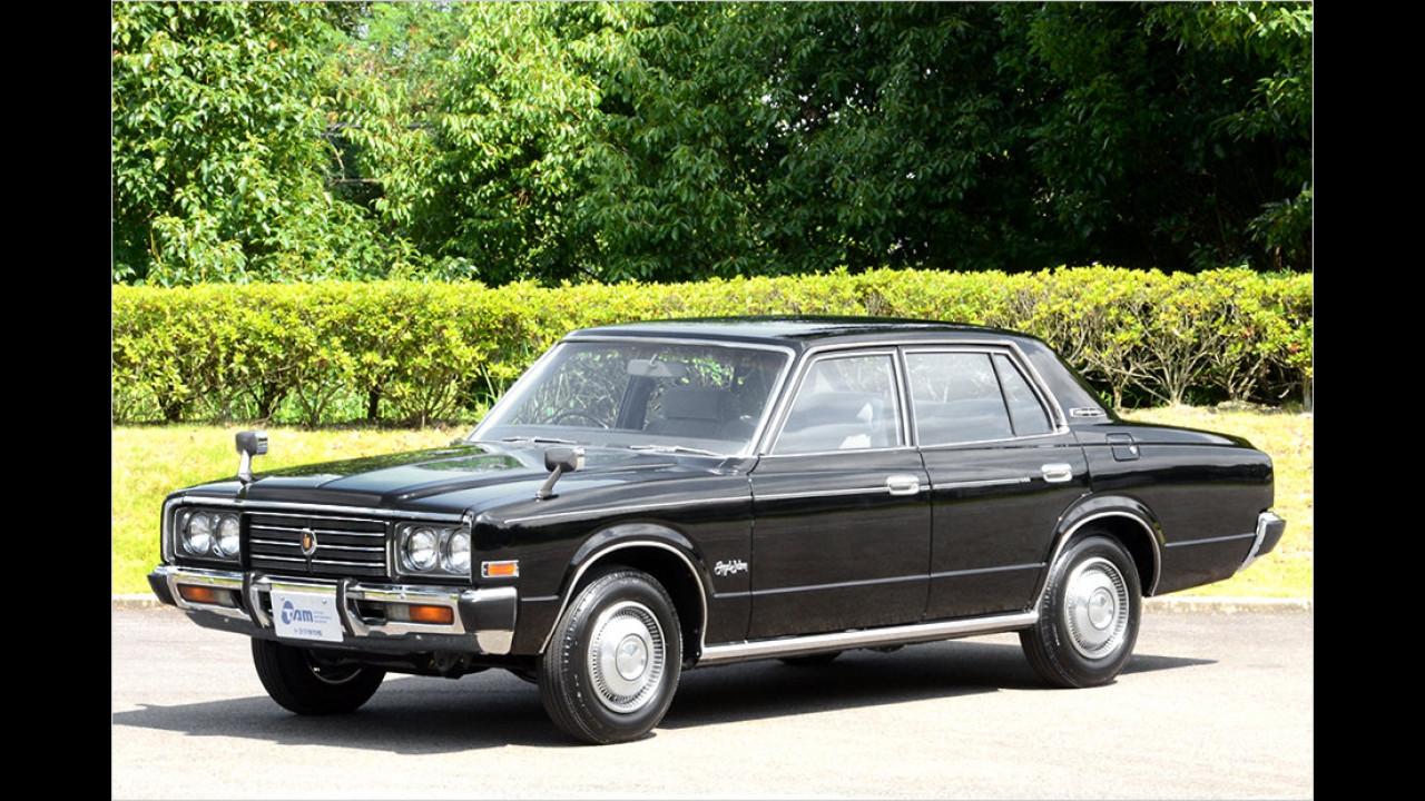 5. Generation: S80, S90 und S100 von 1974 bis 1979
