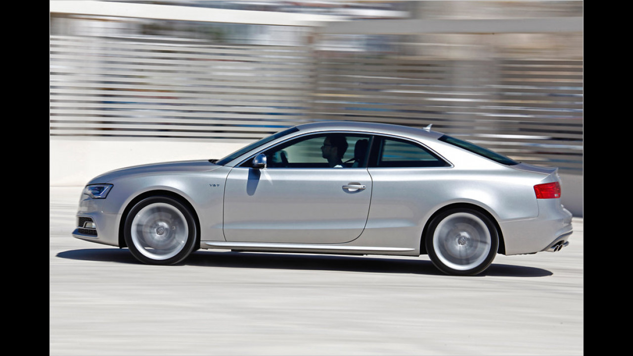 Platz 5: Audi S5